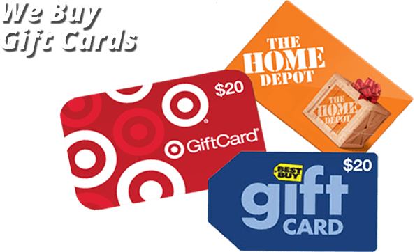cash for gift cards