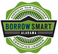 Borrow Smart Home Page