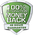 48 Hour Satisfaction Guarantee